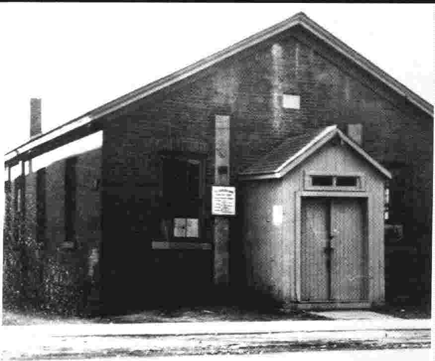 The Mission Hall on Concession Street.
